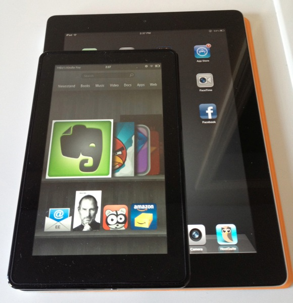 Kindle Fire Tall
