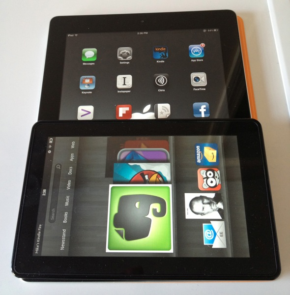Kindle Fire Wide
