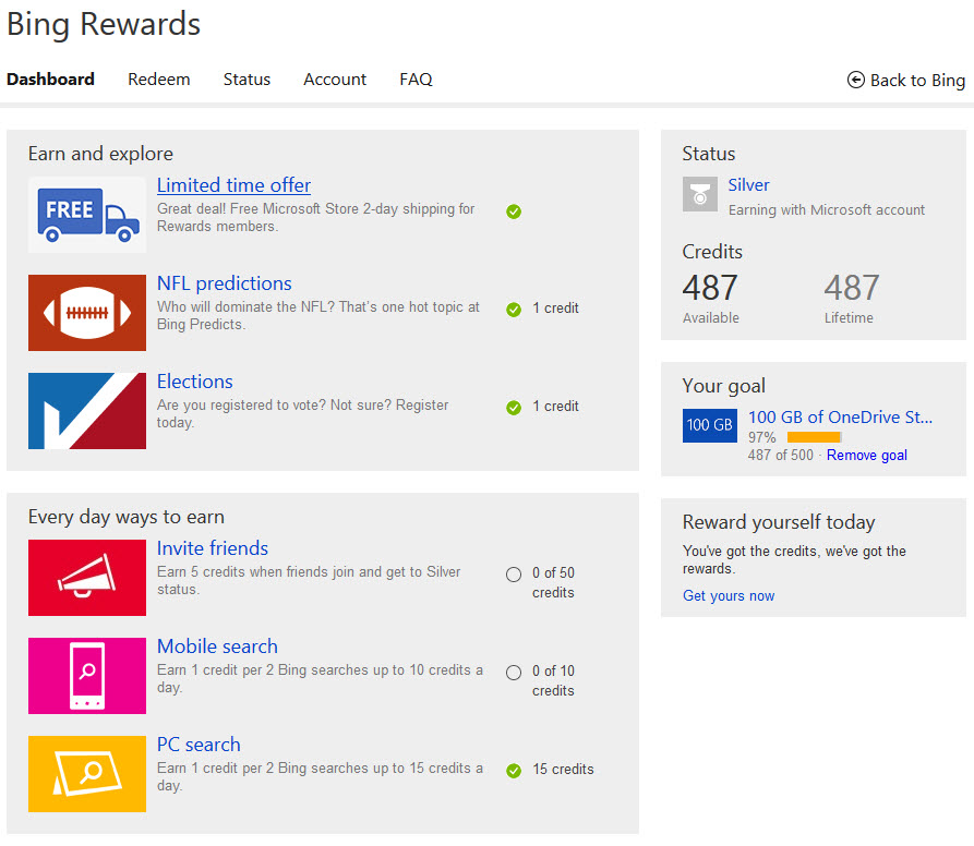 onedrive personal � my current recommendation for free