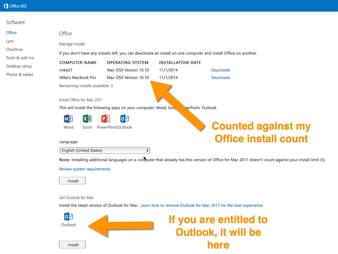 New Outlook for Mac for Office 365 Subscribers | Single Malt
